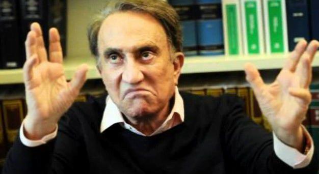 Emilio Fede senza autorizzazione lascia Milano, arrestato per evasione
