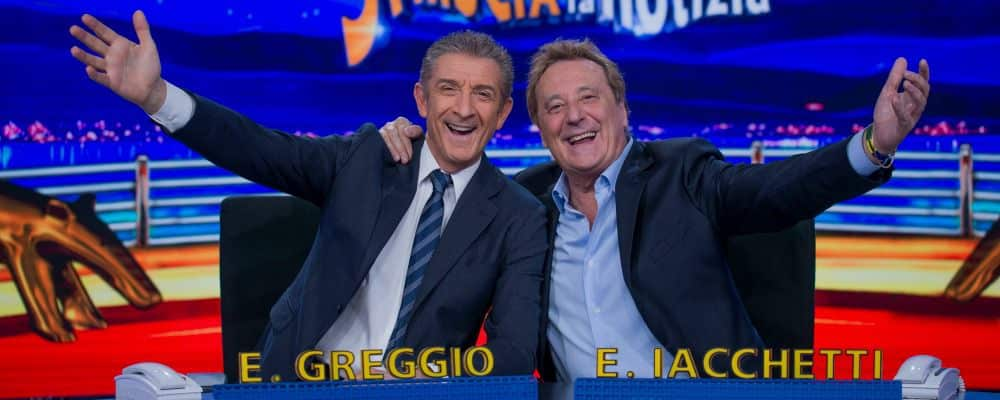Ezio Greggio e Enzo Iacchetti, rivelazione shock sul loro rapporto