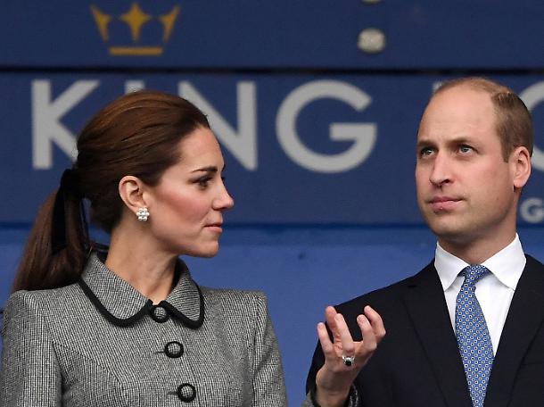 Kate e William,furto nella loro residenza. Derubati da una famosa cantante americana