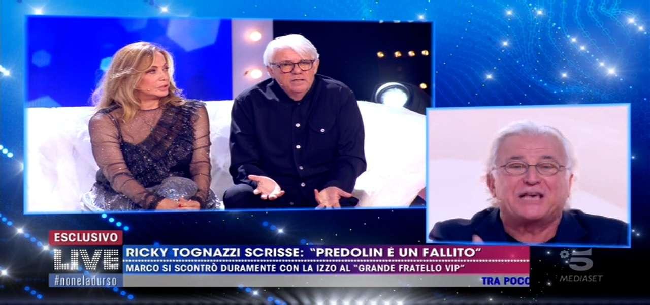 """Ricky Tognazzi confessione hot """"Con Simona Izzo rapporto a tre"""""""