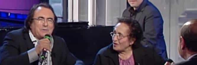 """Albano Carrisi, parole struggenti dopo la morte della mamma """"Sto invecchiando…"""""""