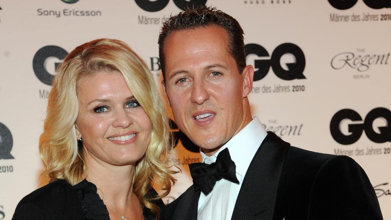 """Michael Schumacher, la moglie e il messaggio di speranza """"Le cose grandi iniziano con piccoli passi"""""""
