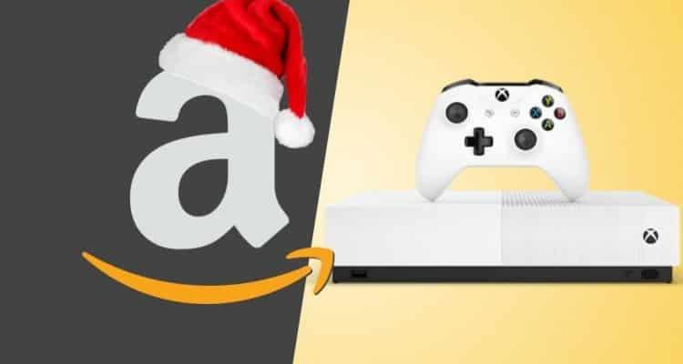 Offerte Amazon di Natale per la Gaming Week: sconti dedicati a tutti i gamers