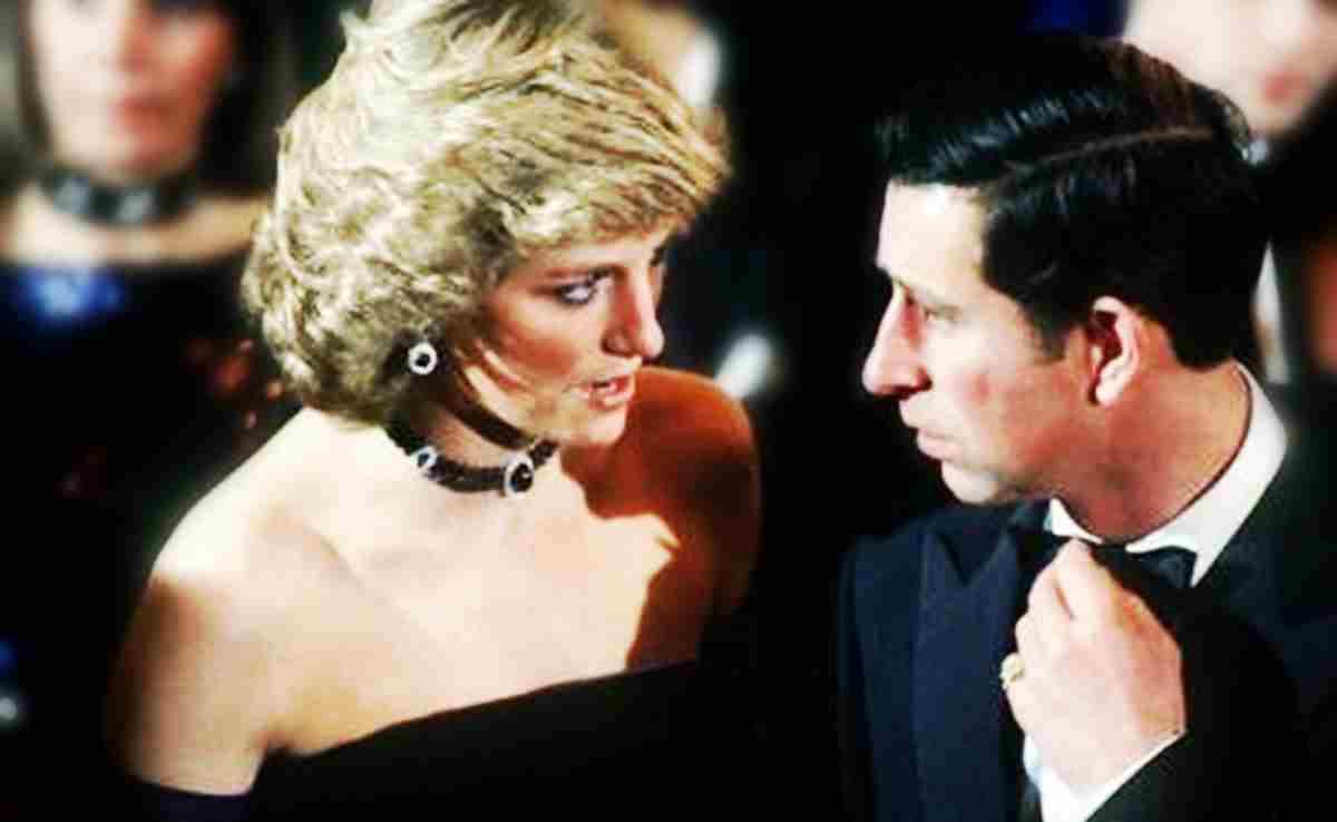 """Lady Diana, la relazione segreta della Principessa con un uomo misterioso """"Tradiva Carlo con lui.."""""""