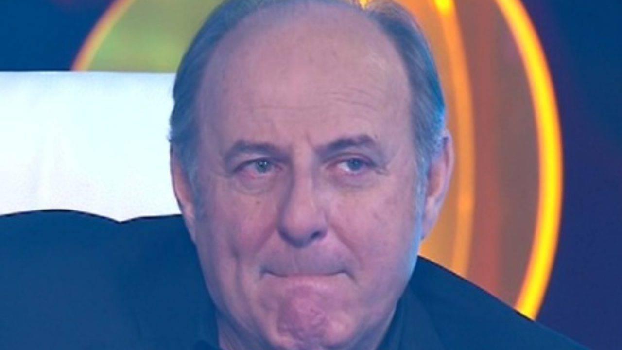 Gerry Scotti piange a dirotto Chi vuol essere milionario, ecco perchè