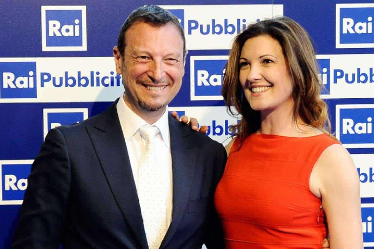 Giovanna Civitillo, vi ricordate com'era prima di diventare la moglie di Amadeus?