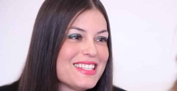 Sara Tommasi e la voglia di normalità: cambia lavoro e apre una panetteria