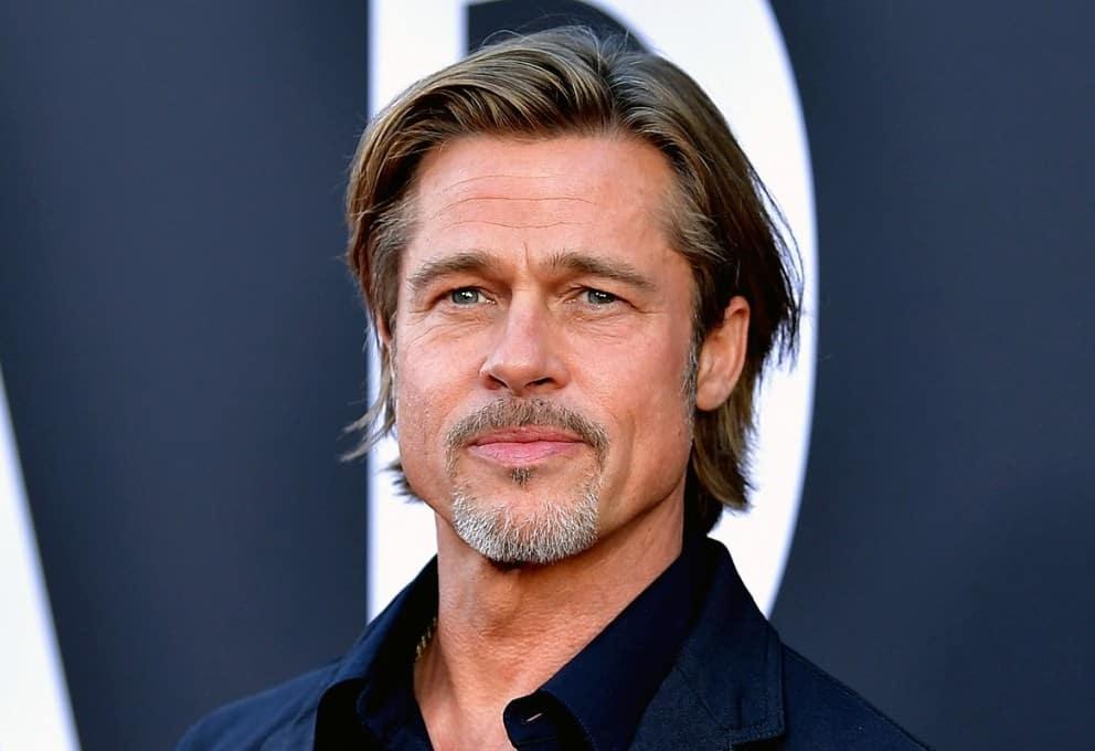 Brad Pitt alla festa di Natale della Aniston: ritorno di fiamma?