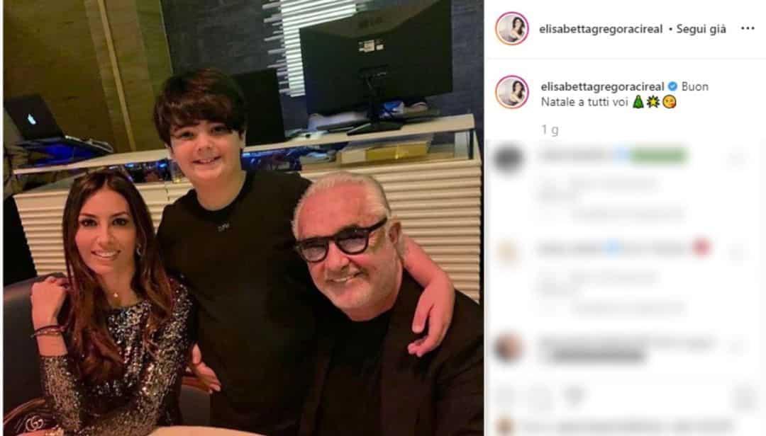 Elisabetta Gregoraci a Natale con Flavio Briatore. Ritorno di fiamma?