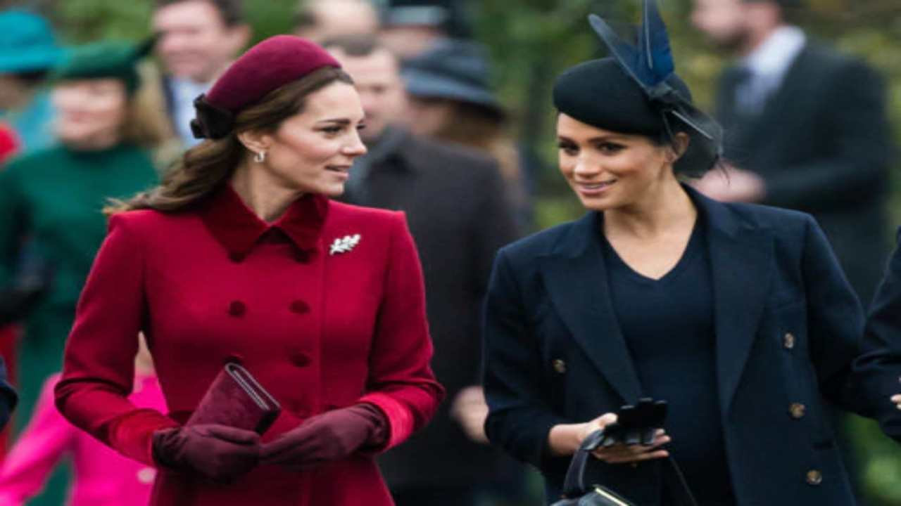 Meghan Markle, ecco perchè non seguirà più Kate Middleton sui social