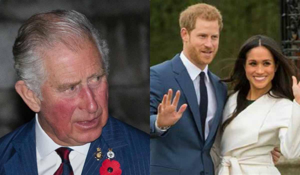 Harry e Meghan, il Principe Carlo continuerà a finanziare la coppia ma non per sempre