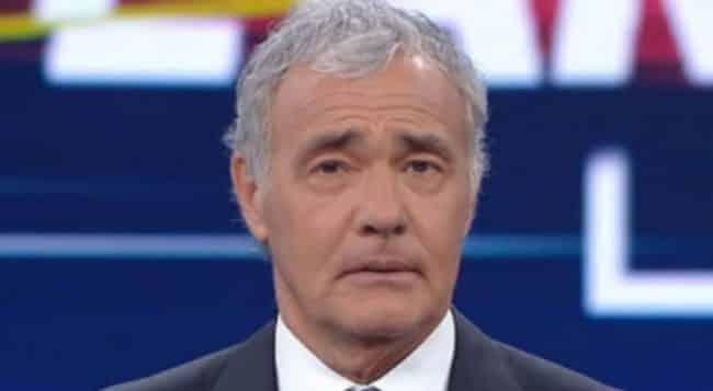 Massimo Giletti, grave lutto per il conduttore televisivo