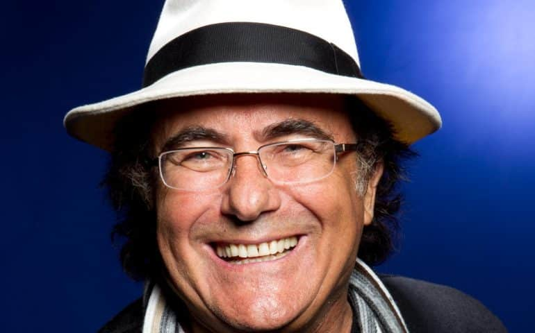Albano Carrisi costretto a indossare sempre il cappello, ecco la sua confessione