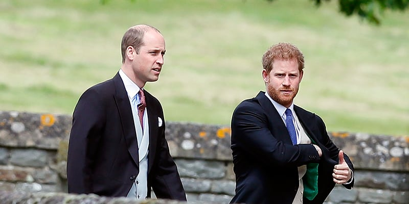 "Harry e Meghan, l'amarezza del Principe William ""Ora siamo entità separate.."""