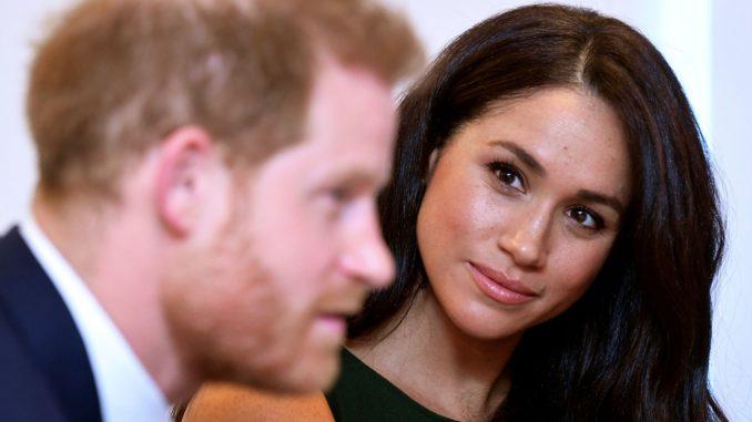 Meghan Markle e il Principe Harry collaborano a una loro biografia esplosiva