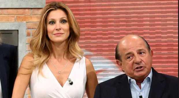 Giancarlo Magalli da Simona Ventura apre le porte ad Adriana Volpe. Ecco cosa vuole da lei