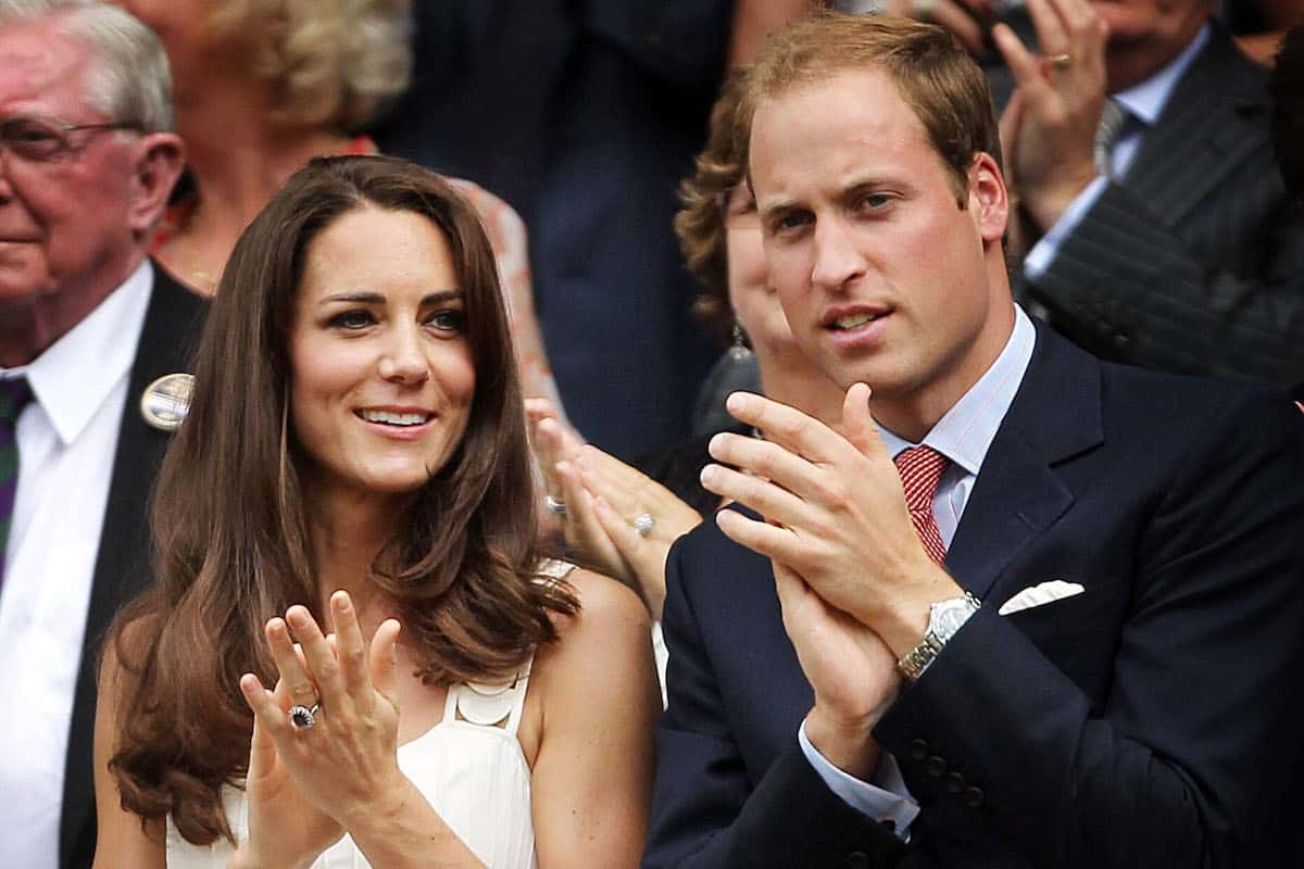 Kate Middleton e William come Lady Diana nella lotta contro il Coronavirus