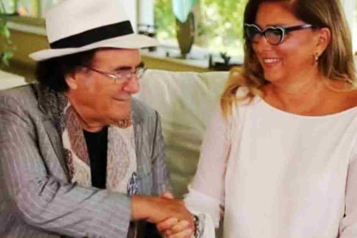 Albano Carrisi E Romina Power A Pranzo Felici Come Una Vera Coppia Tornano Insieme Controcopertina Com