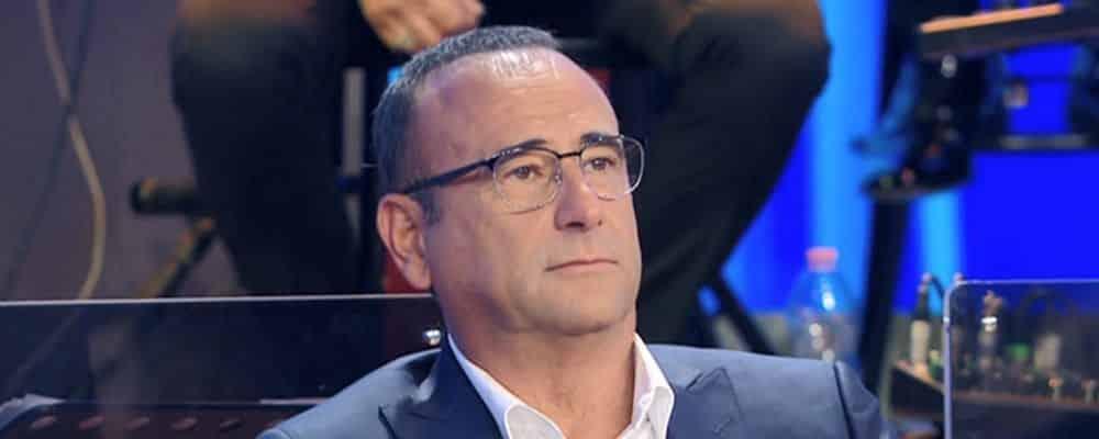 """Carlo Conti, la sua ex svela il retroscena """"Ti sposi con Francesca?"""""""