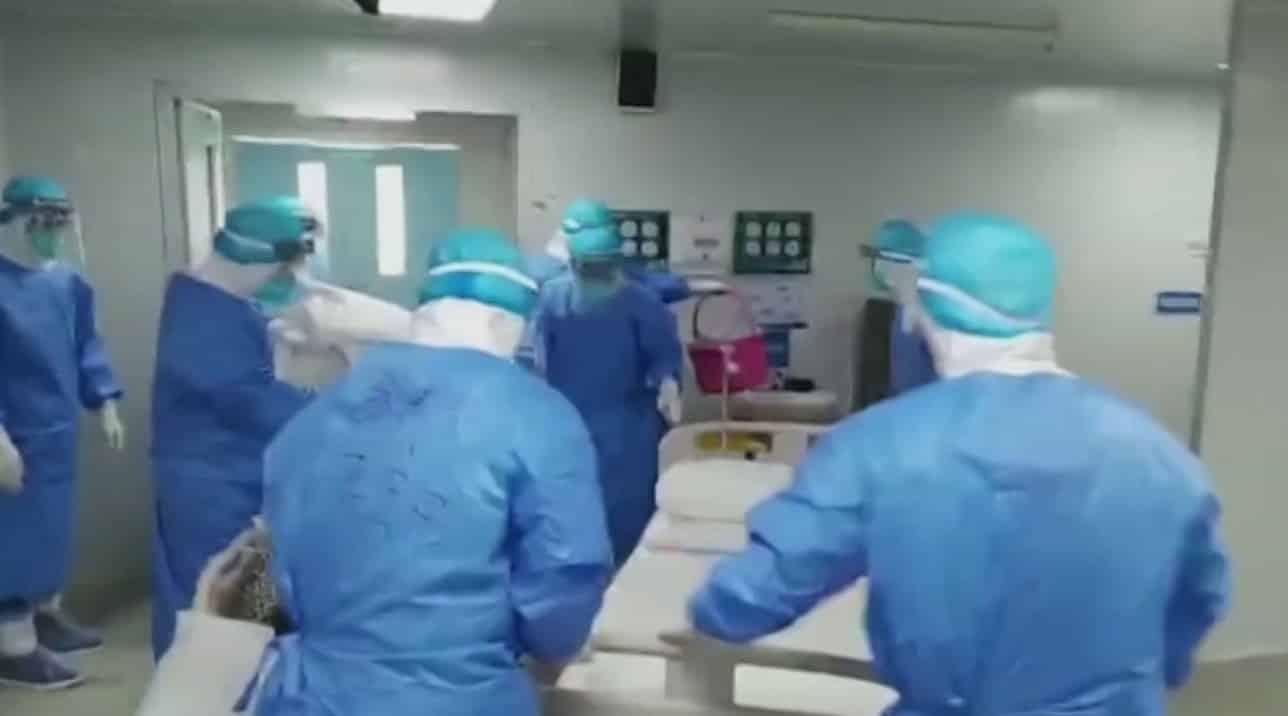 Coronavirus, guarisce e viene dimesso dall'Ospedale di Rimini: è un anziano di 101 anni