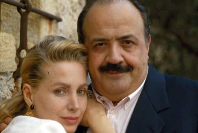 Maurizio Costanzo e Marta Flavi matrimonio e separazione lampo dopo un anno. Per quale motivo?