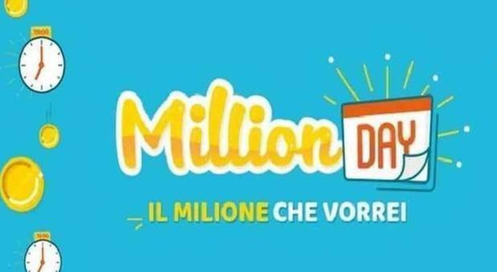 Million Day, estrazione mercoledì 11 novembre: i cinque numeri fortunati