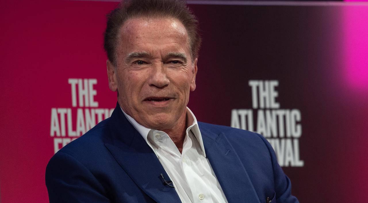 Arnold Schwarzenegger, avete mai visto il figlio? E' un noto attore e modello