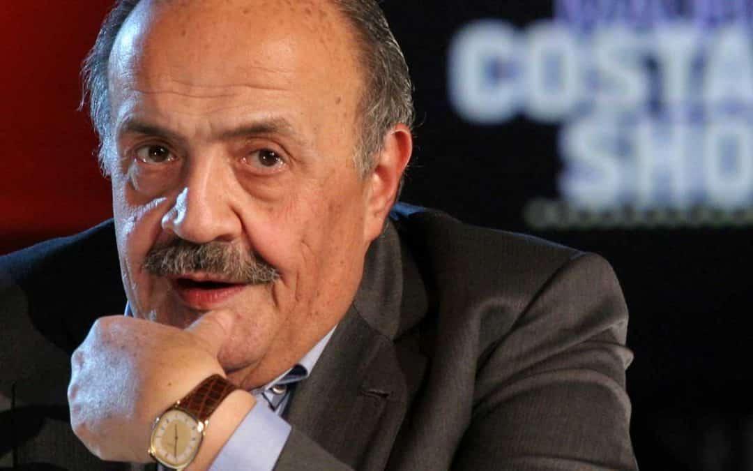 """Maurizio Costanzo elogia Federica Sciarelli """"Dovrebbe aprire un giornale.."""""""