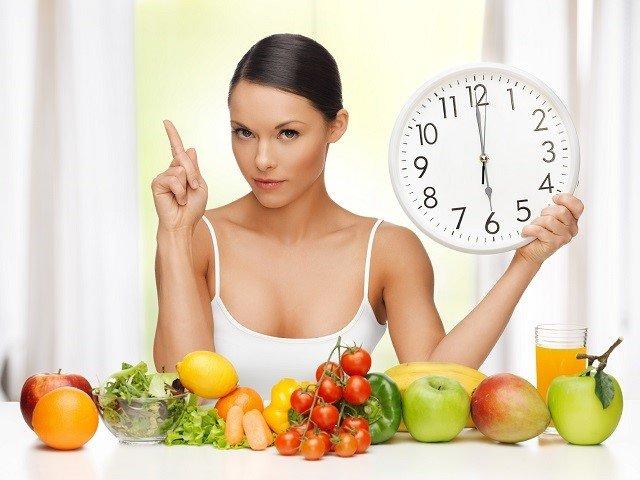 Dieta dell'orologio, arriva il metabolismo e aiuta a perdere peso