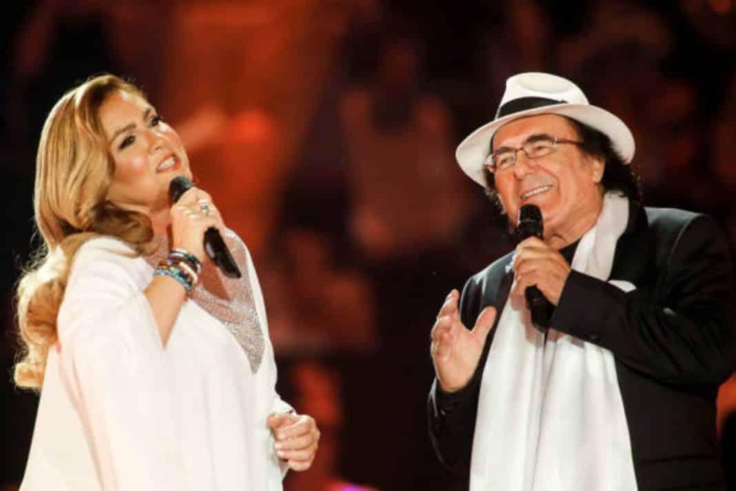 Albano e Romina insieme a Maria De Filippi: un grave errore a Mediaset