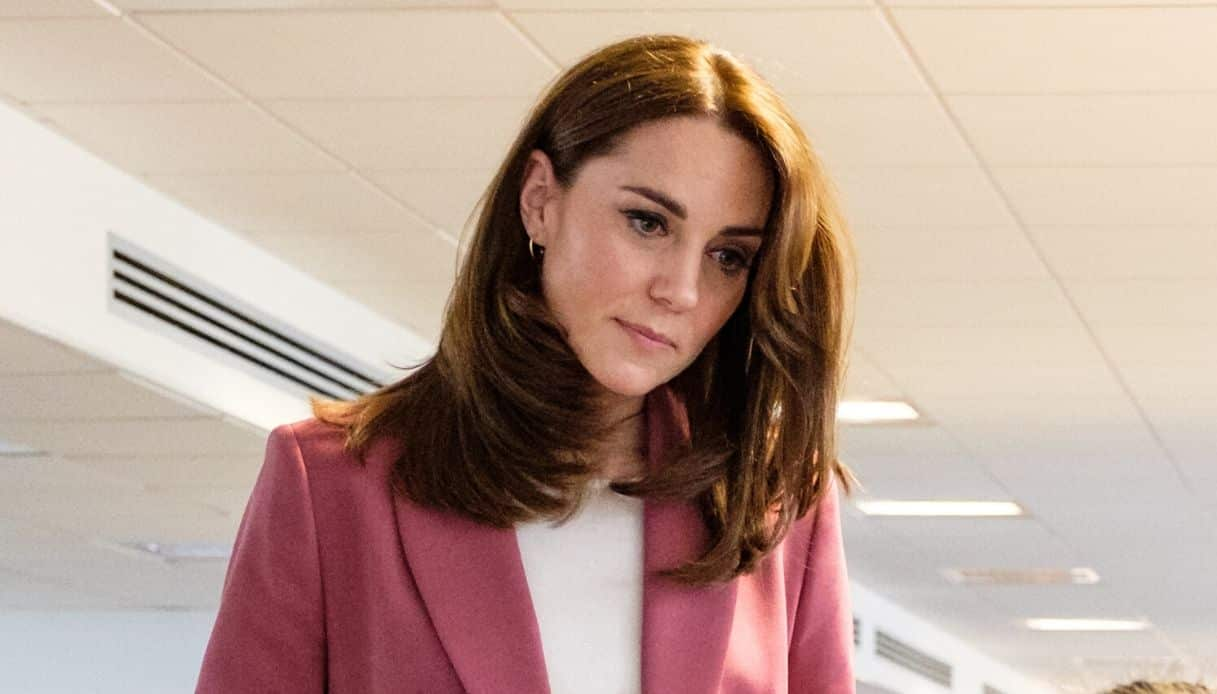 kate middleton rivelazione