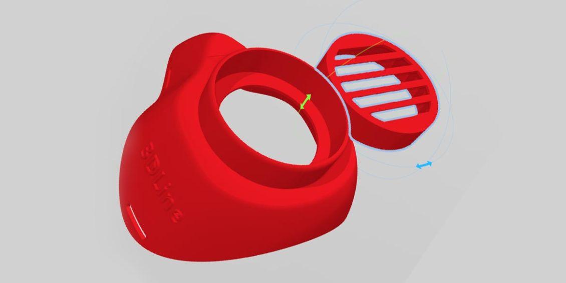 Mascherine prodotte con stampanti in 3D sono utili?