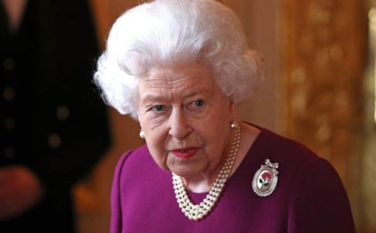 regina elisabetta adesso