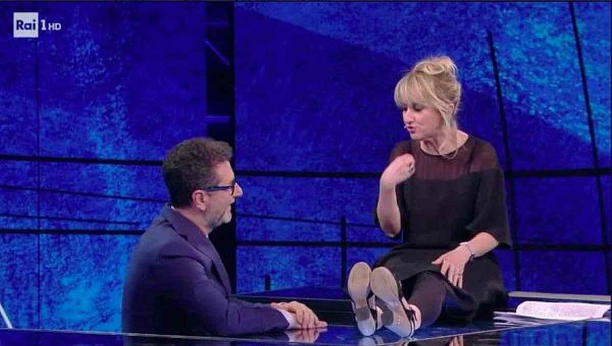 Luciana Littizzetto al centro della polemica, cosa non è piaciuto ai telespettatori?