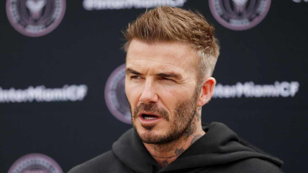 David Beckham è malato? Il suo aspetto preoccupa tanto i fan