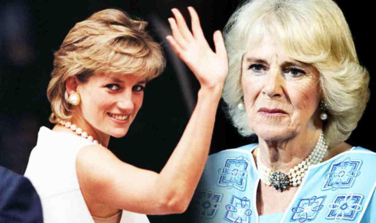 """Lady Diana e il rapporto segreto con Camilla Parker: l'indiscrezione """"Erano molto intime…"""""""
