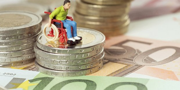 Pensione di invalidità 2020 con doppio assegno, come funziona?