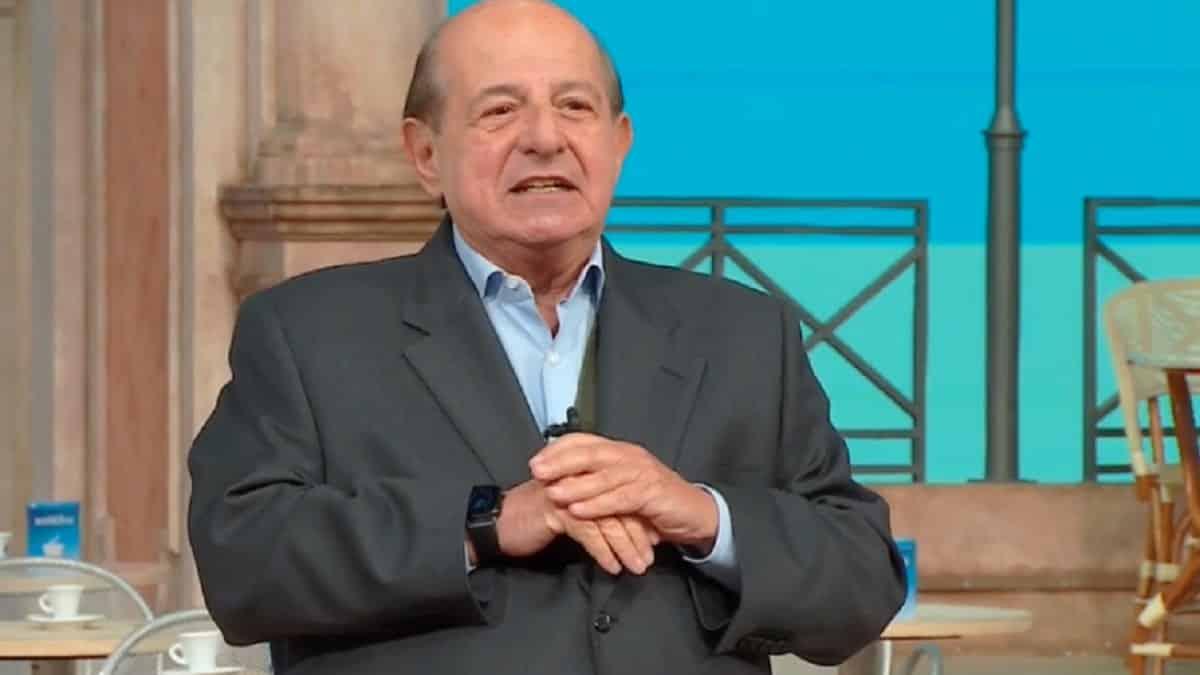 Giancarlo Magalli, la drammatica confessione in diretta: ho il dolore…