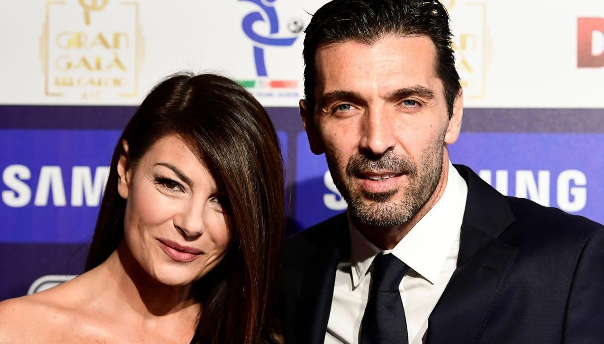 Ilaria D'Amico e Gigi Buffon, la loro famiglia allargata