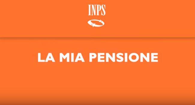 La mia pensione Inps, il servizio che ti permette di conoscere l'importo del futuro assegno pensionistico