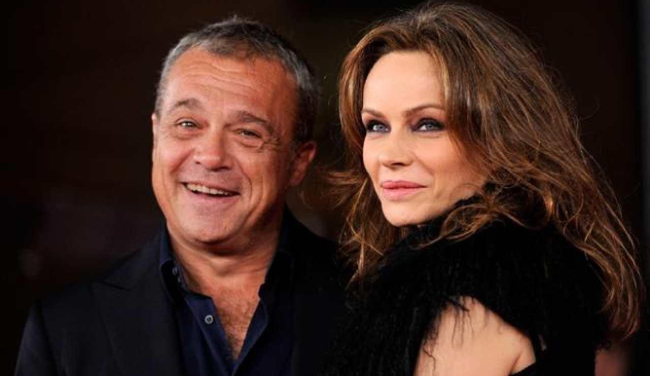 """Claudio Amendola e Francesca Neri, passione alle stelle """"Lo facciamo per…."""""""