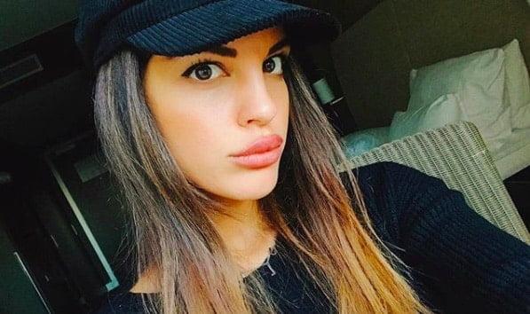 Giulia Belmonte, chi è la fidanzata di Stash che aspetta da lui un figlio?