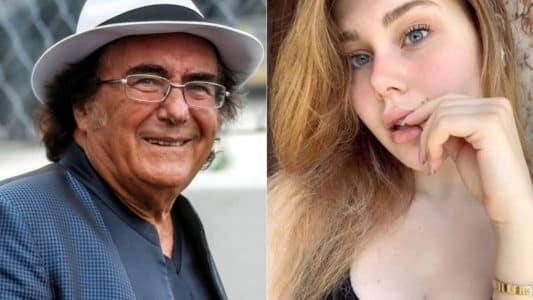 Al Bano e Jasmine Carrisi