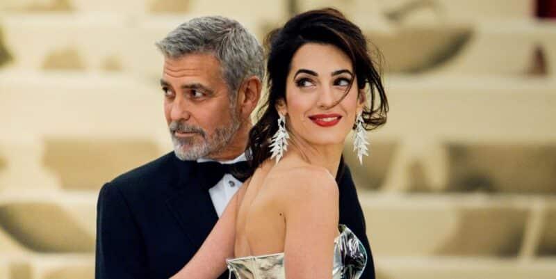 George Clooney si racconta senza filtri: parole d'amore per Amal e gli amici