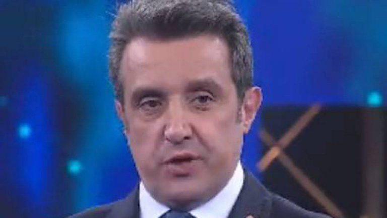 """Flavio Insinna a l'Eredità, la maledizione dei campioni: """" vorrei poter cambiare il gioco"""""""