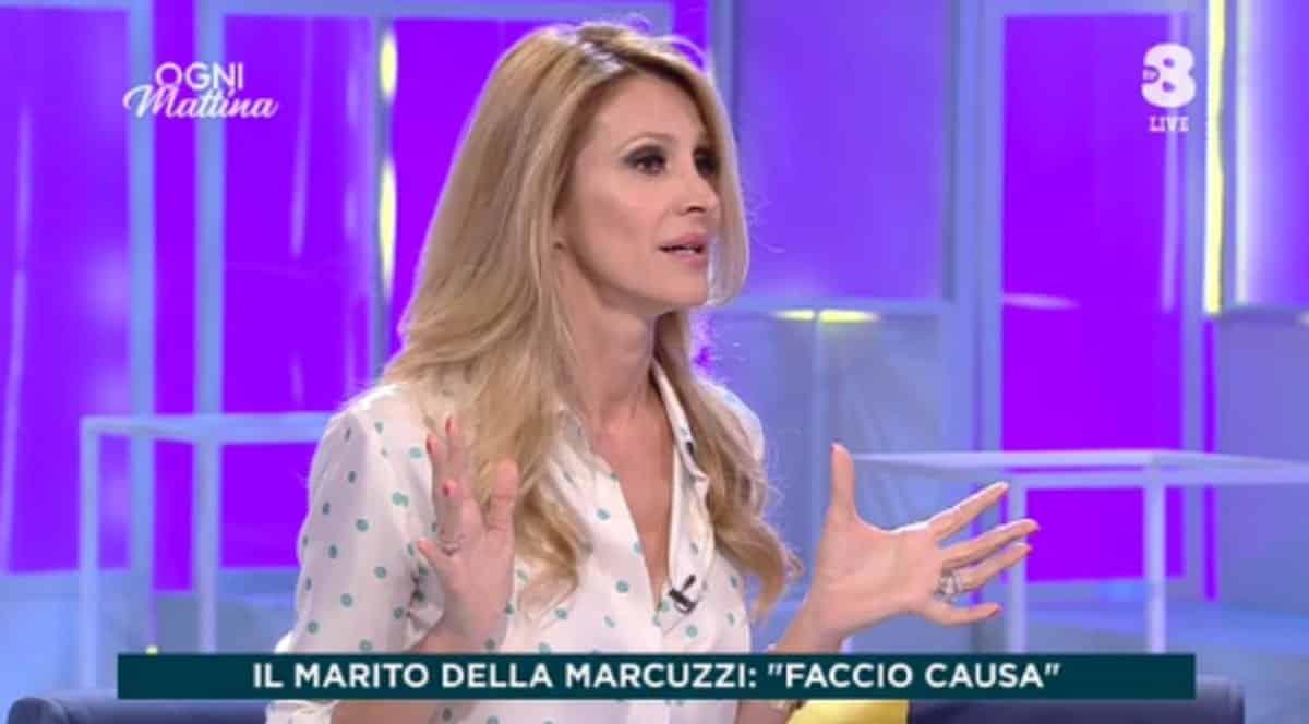 Ogni Mattina, lite furiosa tra Alba Parietti e Adriana Volpe: volano parole pesanti