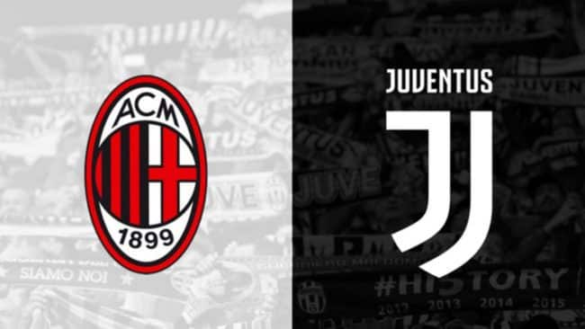 Milan – Juventus come vedere diretta live Tv Streaming Gratis ( Sky o Dazn Serie A)