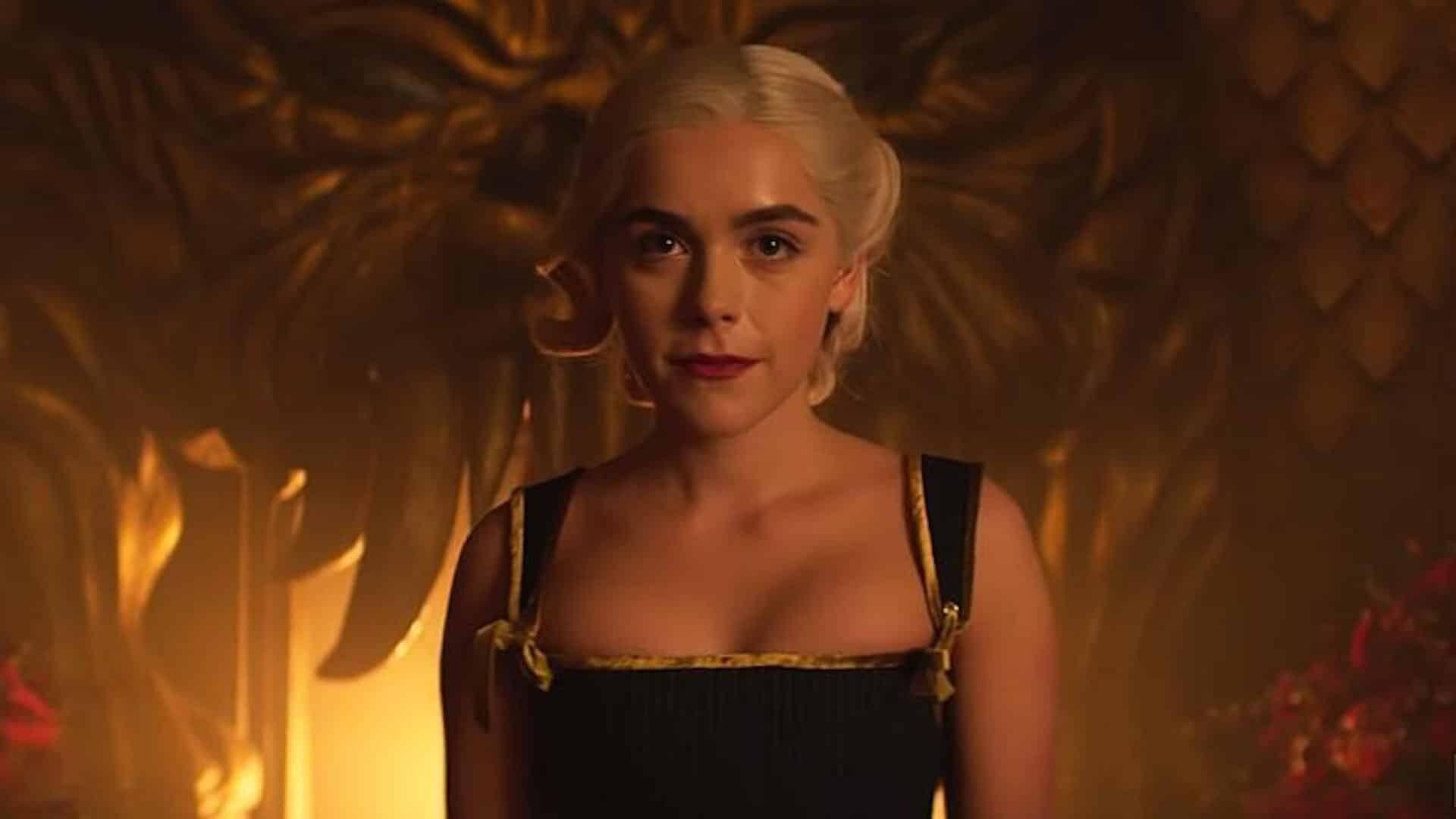 Le terrificanti avventure di Sabrina, Netflix cancella la programmazione