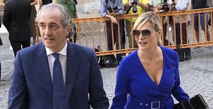 Simona Ventura separazione da Giovanni Terzi in vista? L'indiscrezione