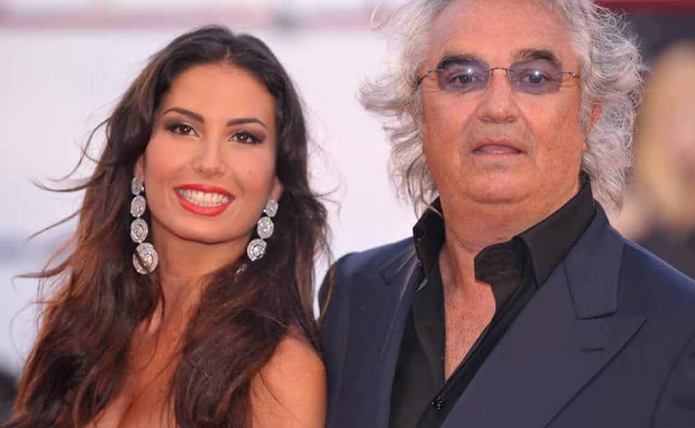 Elisabetta Gregoraci smascherata dall'ex agente: ma quale amore con Flavio Briatore, io e lei abbiamo…